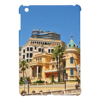 Monte Carlo in Monaco iPad Mini Covers