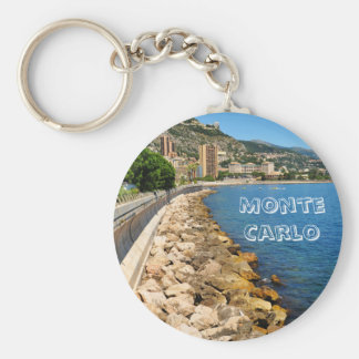 Monte  Carlo in Monaco Key Ring
