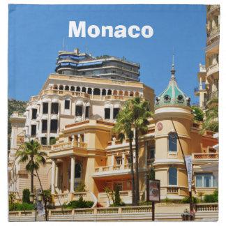Monte Carlo in Monaco Napkin