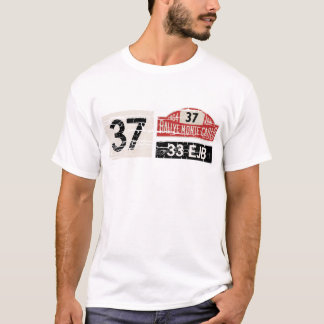 Monte Carlo Rally T Shirt