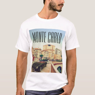Monte Carlo Short Sleeved T-shirt
