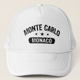 Monte Carlo Trucker Hat