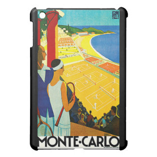 Monte Carlo Vintage Travel  Cover For The iPad Mini