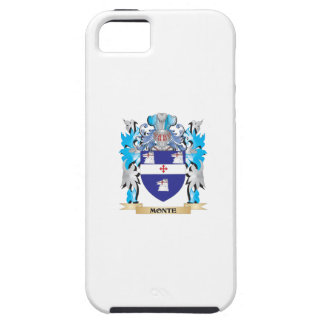 Monte Coat of Arms - Family Crest Cover For iPhone 5/5S