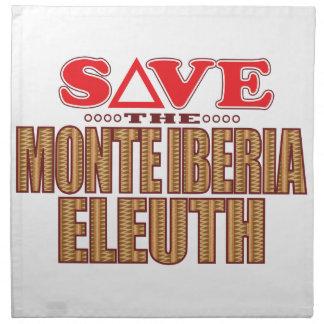 Monte Eleuth Save Napkin