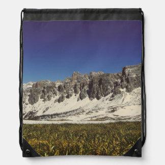 Monte Metformin Drawstring Bag