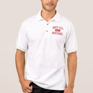 Monte Vista - Mustangs - High - Danville Polo Shirt