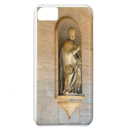 Montecassino, Pope Gregory II iPhone 5C Cases