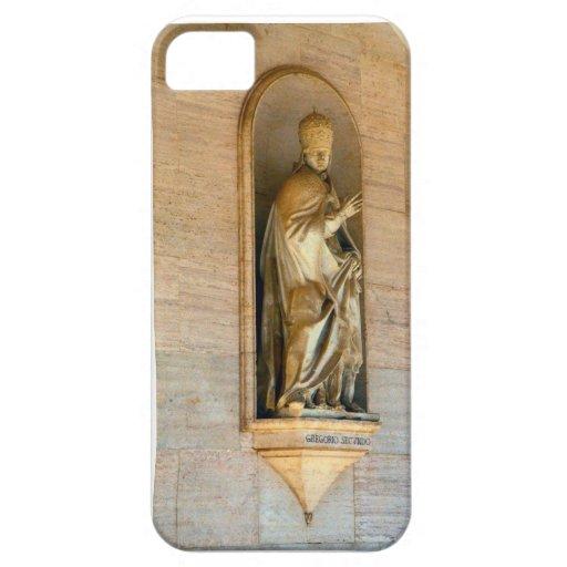 Montecassino, Pope Gregory II iPhone 5 Case