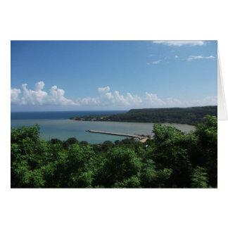 Montego Bay, Jamaica Card