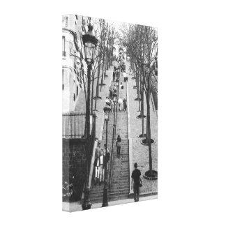 Montemarte Paris Canvas Print