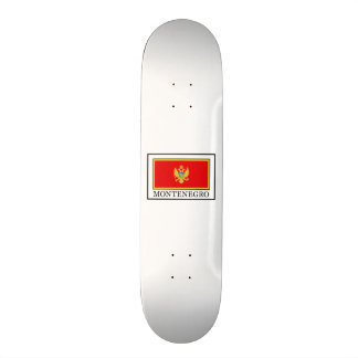 Montenegro 18.1 Cm Old School Skateboard Deck