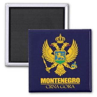 Montenegro COA Square Magnet