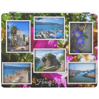 Montenegro Travel Collection – Herceg Novi iPad Cover