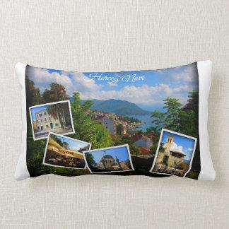 Montenegro Travel Collection – Herceg Novi Lumbar Cushion