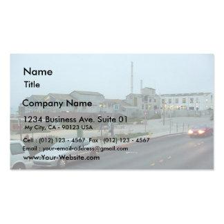 Monterey Aquarium Business Card