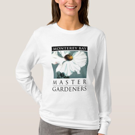 Monterey Bay Master Gardeners Ladies Long Sleeve T-Shirt