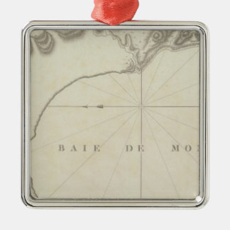 Monterey Bay Region, California Christmas Ornament