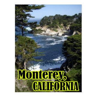Monterey California -- Postage Postcard