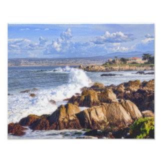 Monterey California Scenic Coast Photo
