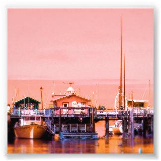 Monterey Photo Print