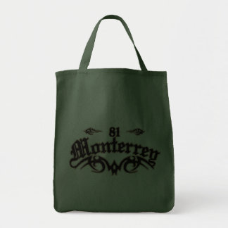 Monterrey 81 grocery tote bag