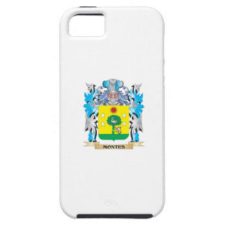 Montes Coat of Arms - Family Crest iPhone 5/5S Covers