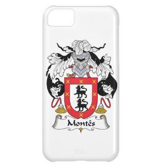 Montes Family Crest iPhone 5C Case