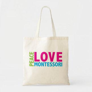 Montessori Tote Budget Tote Bag