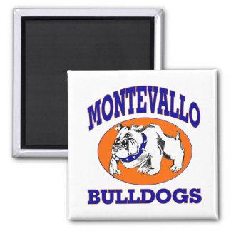 Montevallo Bulldogs Magnet