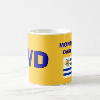 Montevideo* Carrasco International Airport Mug