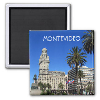 montevideo independencia plaza magnet