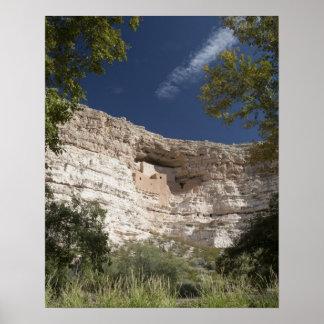 Montezuma Castle National Monument, Arizona 2 Poster