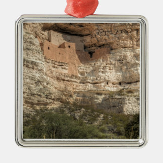 Montezuma Castle National Monument, Arizona Christmas Ornament