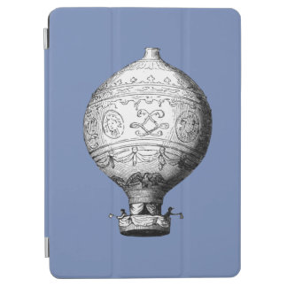 Montgolfier Vintage Hot Air Balloon iPad Air Cover