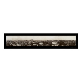 Montgomery Alabama Photo 1916 Poster