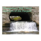 Montgomery Bell Tunnel -  Narrows of the Harpeth Postcard