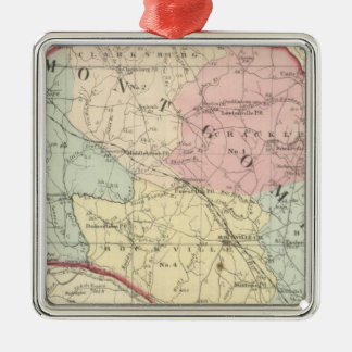Montgomery Christmas Ornament