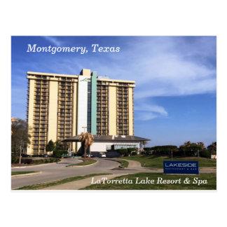 Montgomery, Texas ~ LaTorretta Lake Resort & Spa Postcard