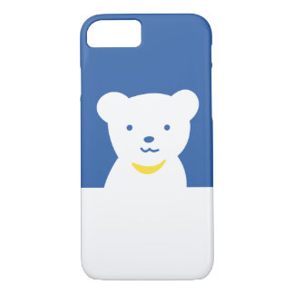 Month bear iPhone 8/7 case