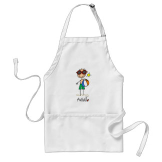 Month of August Aprons