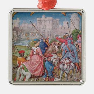 Month of August Christmas Ornament