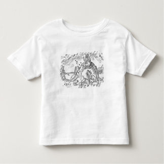 Month of July, from 'The Shepheardes Calender' Toddler T-Shirt