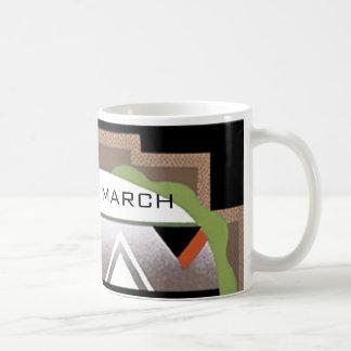 Month of March Art Deco Coffee Mug by Janz