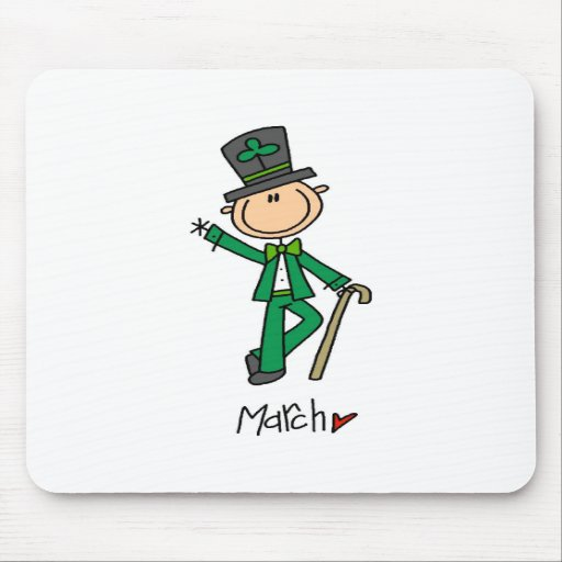 Month of March Mouse Pad