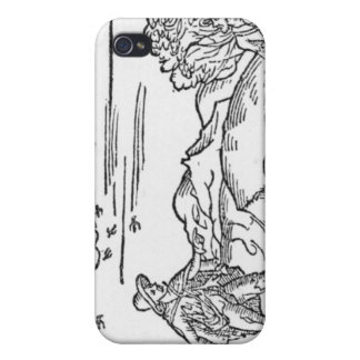 Month of September 'The Shepheardes Calender' Case For iPhone 4