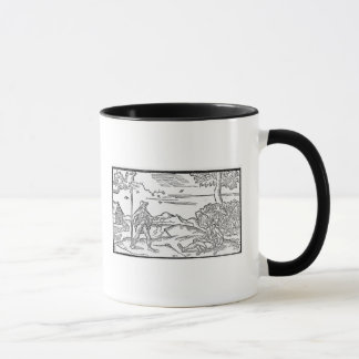 Month of September 'The Shepheardes Calender' Mug