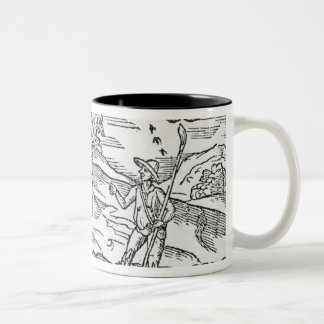 Month of September 'The Shepheardes Calender' Two-Tone Coffee Mug