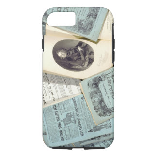 Monthly Issues of 'The Life and Adventures of Nich iPhone 8/7 Case