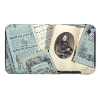 Monthly Issues of 'The Life and Adventures of Nich iPod Case-Mate Cases